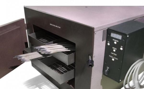 Фото: сушильная печь для электродов