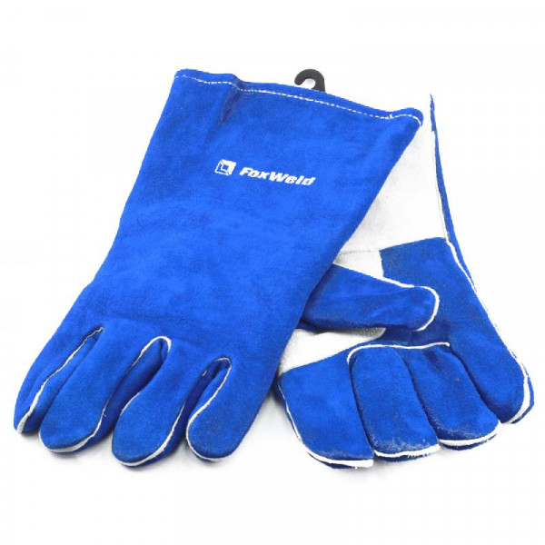 Фото: перчатки для сварочных работ